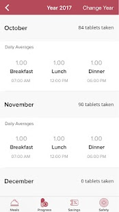 Lomaira - Daily Dose Tracker- screenshot thumbnail