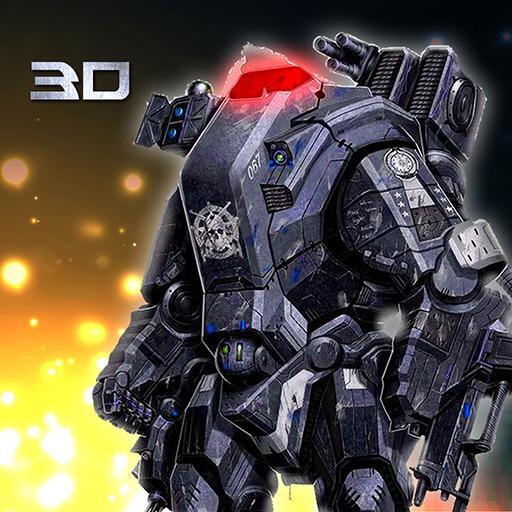 Future Crime Robot Fight 3D
