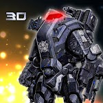Future Crime Robot Fight 3D 1.2 Apk