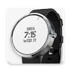 Clean Watch Face icon