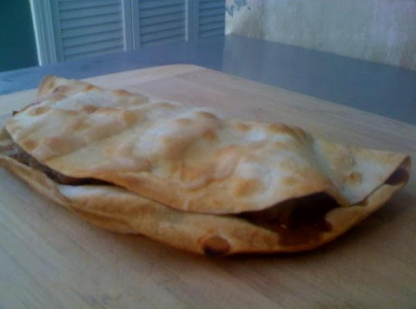 Baked Apple Turnovers Recipe