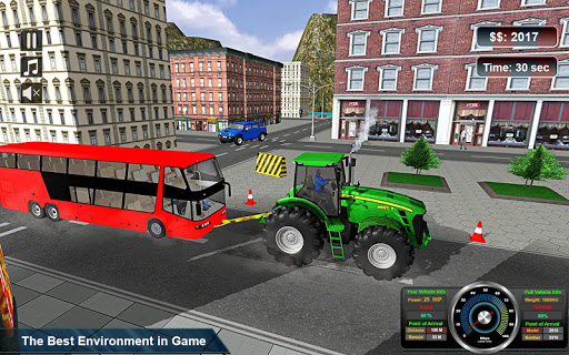 Heavy Duty Tractor Pull for PC