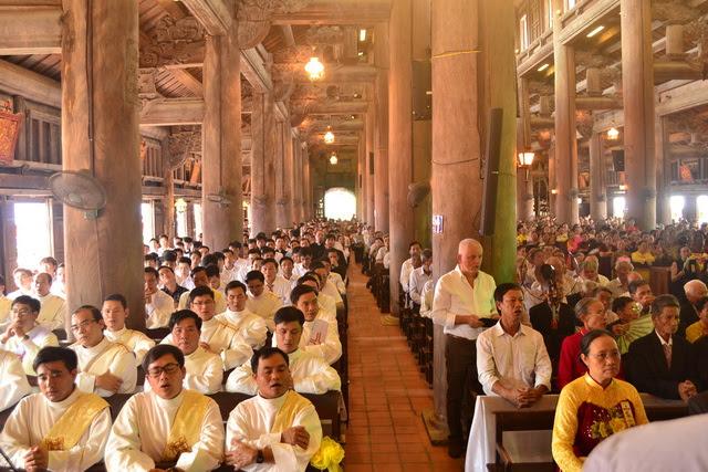 Thánh lễ Truyền chức linh mục giáo phận Phát Diệm 2017 - Ảnh minh hoạ 4
