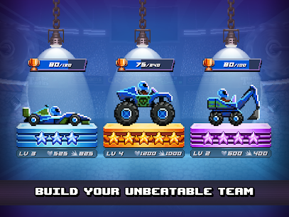 Drive Ahead Mod Apk 3.1.0 (Unlimited Gold+ Unlimited Coins) 10