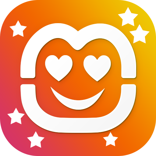Ommy - Stickers & Emoji Maker Icon