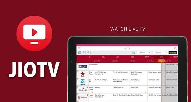 JioTv has been developed to meet the needs of users
