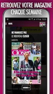 Closer - News People en Live - screenshot thumbnail