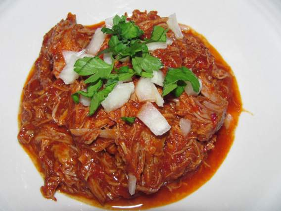 Slow Cooker Pork Adobado