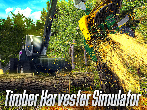Timber Harvester Simulator  screenshots 5