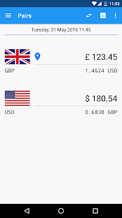 Exchange Rates- screenshot thumbnail