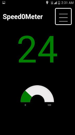 Speed0Meter screenshot 2