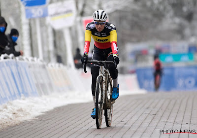 "Sanne Cant verlegt focus al richting cross: ""Kilometers maken op de weg"""