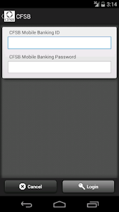 CFSB Mobile Banking- screenshot thumbnail