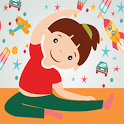Kids Fitness - Yoga icon