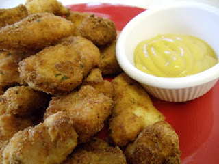 Yummy Homemade Chicken Nuggets Recipe