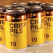 Jasper Brewing Crisp Pils (6 pack)