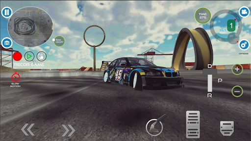 GTR Drift Simulator screenshot 11