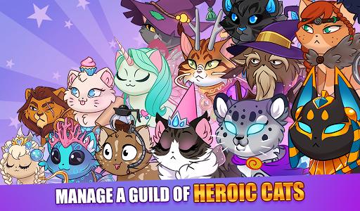 Castle Cats: Epic Story Quests  mod screenshots 4