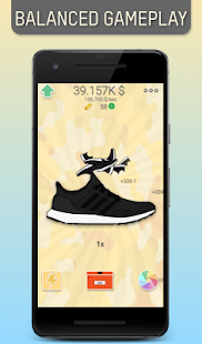 Sneaker Tap - Game about Sneakers - náhled