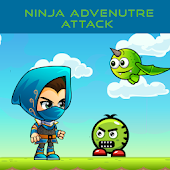 Ninja Adventure Attack Android APK Download Free By Vision Power International