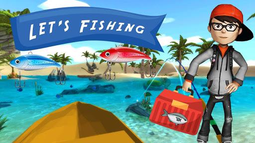 Ultimate Fishing Simulator : A Real Fisherman 1.1 de.gamequotes.net 2