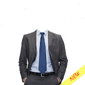 Man suit photo pro maker
