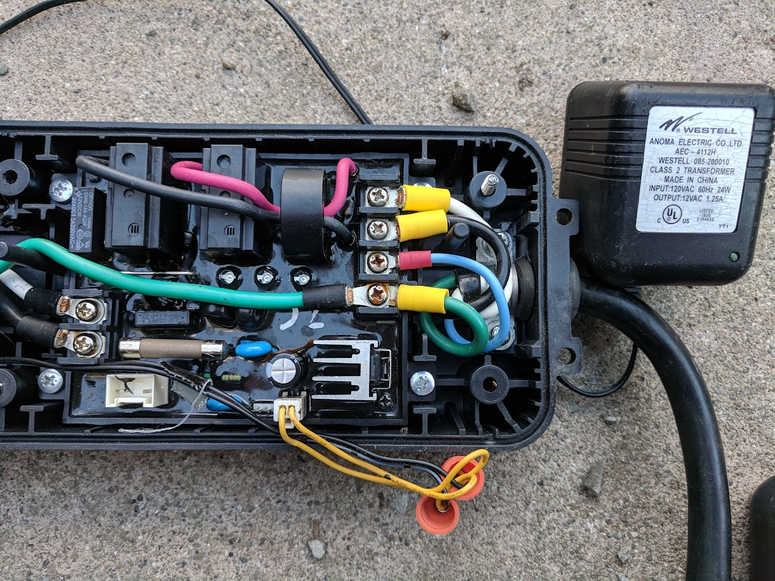 What Is The Internal Voltage For Relays In Original Nissan Evse Upgrade
