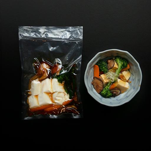 Sweet Soy Tofu