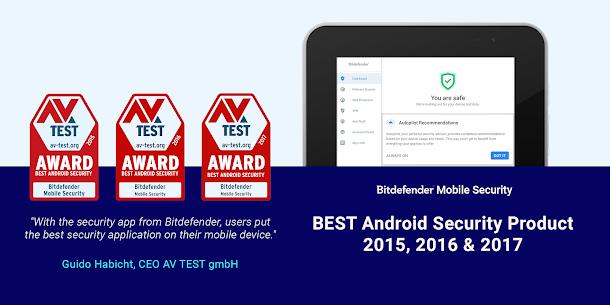 Bitdefender Mobile Security Apk & Antivirus 7