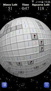 Minesweeper Planet - náhled