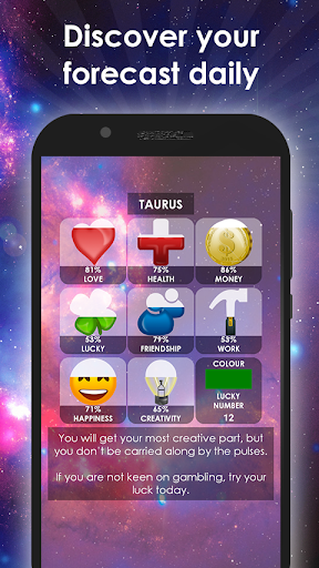 My daily horoscope 2019 free in English by Potencialmente