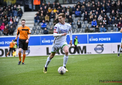 """Mathieu Maertens teleurgesteld na nederlaag: """"Jammer dat er geen doelpunt valt, want dan is het misschien een andere match"""""""