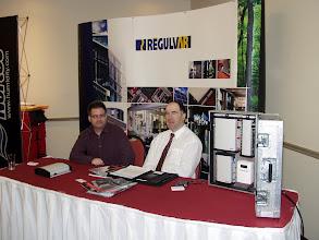 Photo: Career Fair 13:30-16:30 - Regulvar table