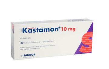Montelukast Kastamon 10Mg Tabletas Caja X30Tab Sandoz