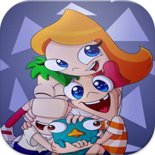 Ferb Dash Phineas Adventure