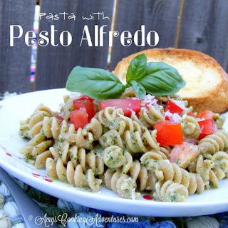 Vegetarian Pasta With Alfredo Sauce Recipes