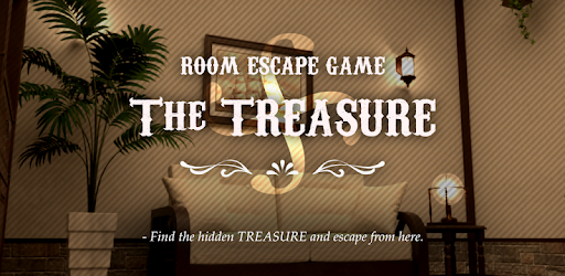 Find the hidden TREASURE and escape from here.