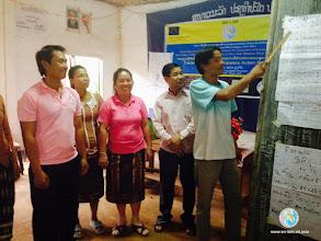 Photo: Farmer group presentation