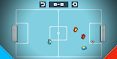 Socxel   Pixel Soccer   PRO game for Android screenshot