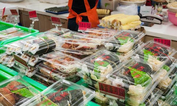 鶯歌阿婆壽司,平價在地老店(菜單、營業時間)