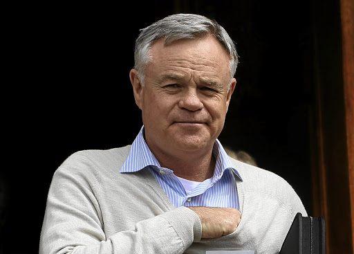 Naspers chairman Koos Bekker. Picture: Getty Images