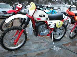 Photo: KTM GS 89 im Parc Ferme in Pfungstadt