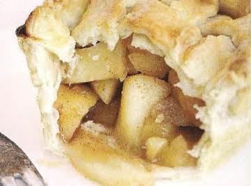 The Very Best Apple Cutie Pies