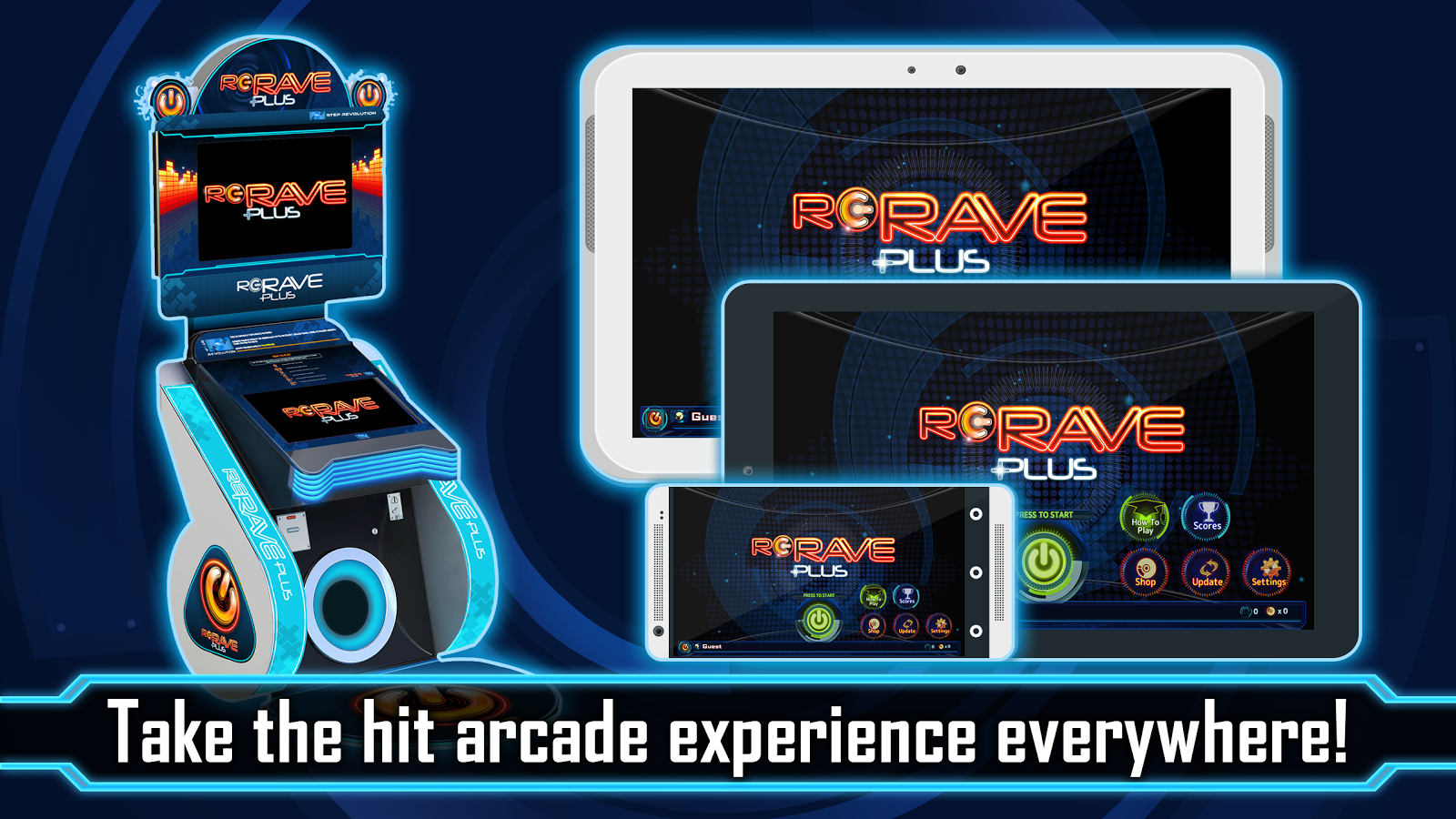ReRave Plus- screenshot