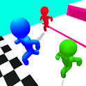 Stickman Race 3D icon