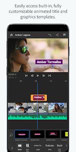 Adobe Premiere Rush — Video Editor 3