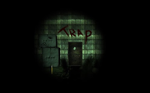 The Trap (VR Horror game) beta - náhled