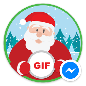 Christmas Cards for Messenger