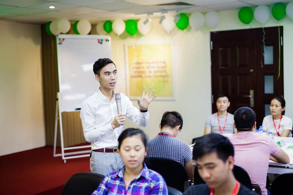 Hình ảnh khai giảng khoá học SEO K44