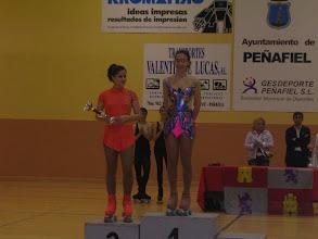 Photo: podium junior femenino